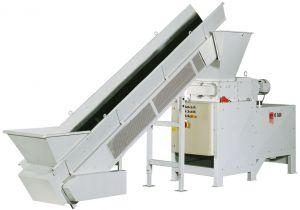 Intimus VZ 17.00 High performance modular shredding system