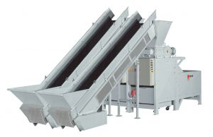 Intimus VZ 20.00 TWIN High performance modular shredder