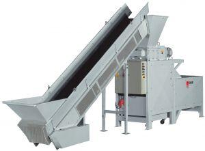 Intimus VZM 18.00 High performance modular shredding system