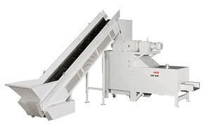 Intimus VZM 19.00 High performance modular shredding system