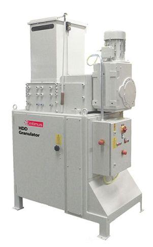 intimus® HDD Granulator